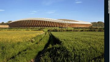 عشب عضوي وطعام نباتي.. في نادي كرة القدم الأكثر صداقة للبيئة