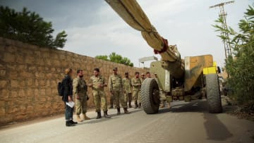 حصريا من سوريا.. داخل المنطقة منزوعة السلاح في إدلب