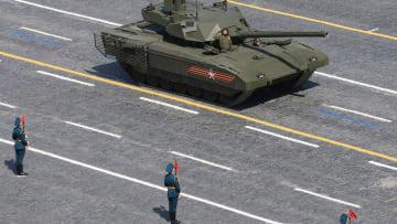 """حقائق عن الدبابة الروسية المتطورة """"أرماتا T14"""""""