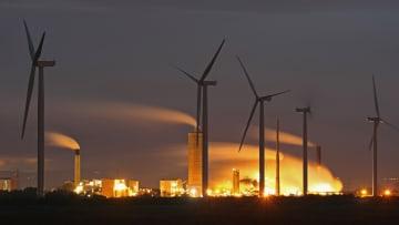 السعودية تعلن اطلاق مشروع أول محطة لطاقة الرياح