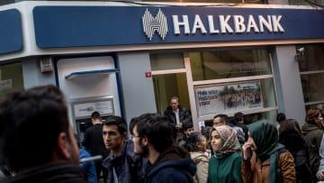 تراجع شديد بالعلامات التجارية لبنوك تركيا وطفيف بالسعودية