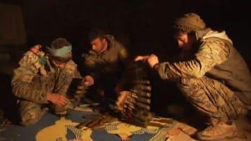 داعش على طريق النهاية.. الجحيم في مكان صغير جدا