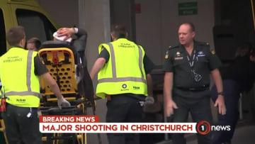شاهد التسلسل الزمني لحادثة إطلاق النار في مسجدين بنيوزلندا