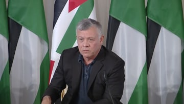 """العاهل الأردني: موقفنا من القدس واضح.. و""""كلا"""" لفكرة الوطن البديل"""