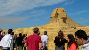 ارتفاع بأعداد السياح الشرق أوسطيين بمصر