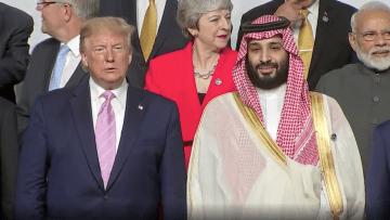 عين CNN بقمة الـ20.. مركز ترامب بين محمد بن سلمان وأردوغان وتأخر بوتين