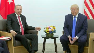 رغم الخلافات.. أردوغان لترامب: تجمعنا شراكة استراتيجية