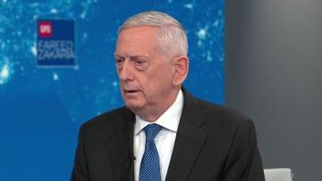 ماتيس يتحدث لـCNN عن إيران واغيتال رفيق الحريري.. فماذا قال؟