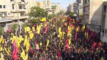 """حزب الله.. وعود بتجاوز """"العاصفة"""" بسلام رغم المأزق الاقتصادي"""