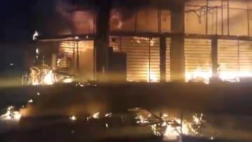 مظاهرات واعتقالات وحرائق.. هكذا يبدو المشهد في إيران