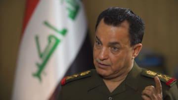 رئيس الاستخبارات العسكرية بالعراق يحذر عبر CNN من عودة داعش