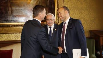 سفير فلسطيني يعدد لـCNN ثلاثة أخطاء بإعلان صفقة القرن