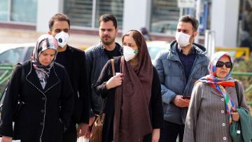 كورونا.. رعب شديد وسط تفشي الفيروس المستجد في إيران