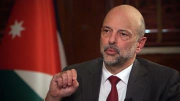"""رئيس وزراء الأردن لـCNN: معاهدة السلام مع إسرائيل قد تدخل في مرحلة """"جمود عميق"""""""
