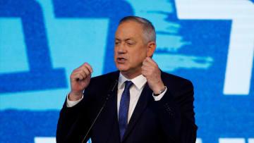 بعد خسارته في الانتخابات الإسرائيلية.. غانتس يرفض الاعتراف بالهزيمة