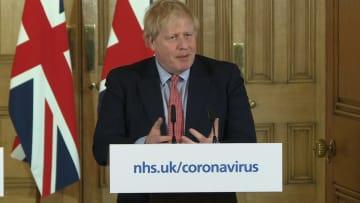 جونسون يحذر من خطر فيروس كورونا: أسوأ أزمة صحية في العصر الحديث