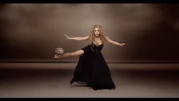 شاكيرا تطلق فيديو أغنيتها الجديدة لمونديال البرازيل