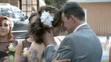 حققت حلمها بالزواج من حب حياتها في آخر أيامها