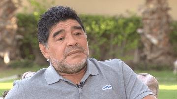 مارادونا: بلاتر تاجر بمونديال قطر ودعم بعض العرب له بوجه الأمير علي يزعجني