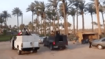 بالفيديو.. الجيش العراقي والحشد الشعبي يبدآن عملية تحرير الأنبار