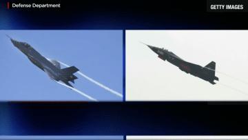 بالفيديو.. المقاتلة الشبح الصينية.. صورة طبق الأصل عن F35 الأمريكية