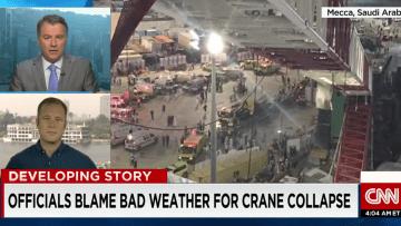 بماذا ستنظر لجنة التحقيق السعودية لمعرفة أسباب سقوط رافعة الحرم المكي؟