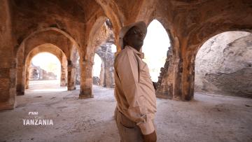 آثار حضارة  ضائعة تظهر على سواحل أفريقيا الشرقية