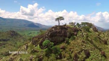 بالفيديو: مساحات شاسعة كأنها من خارج كوكب الأرض.. في أفريقيا