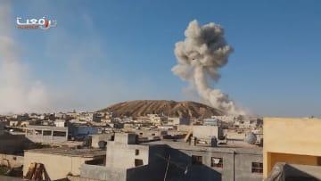 المتحدث باسم الجبهة الشامية لـCNN: حصار حلب وشيك ونواجه قوات عراقية وإيرانية ولبنانية وأفغانية مع الأسد