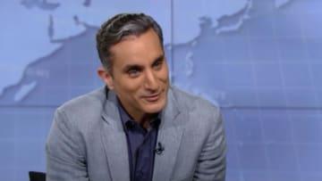 باسم يوسف لـCNN: الثورة ليست حدثا وإنما عملية.. وأين كانت ثورة فرنسا بخمس سنوات؟