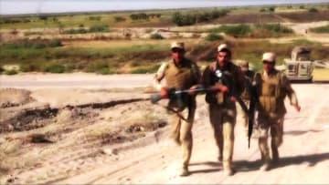 """حصرياً على CNN من قلب العراق: قوات التحالف والقوات العراقية جاهزة لمواجهة """"داعش"""""""