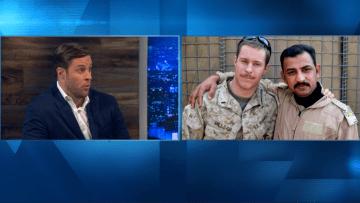 جندي أمريكي سابق يساعد ضابطا عراقيا أنقذ حياته للهجرة إلى أمريكا