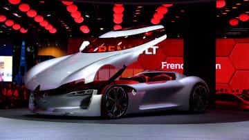 أجمل ما كشفه معرض باريس للسيارات لعام 2016