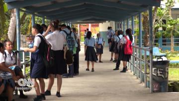 كوستاريكا تحارب الاتجار بالبشر داخل الفصول المدرسية