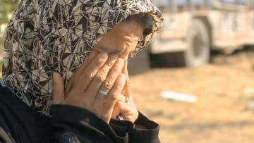قتل زوجها وفرت بأطفالها.. CNN تقابل ناجية من حلب