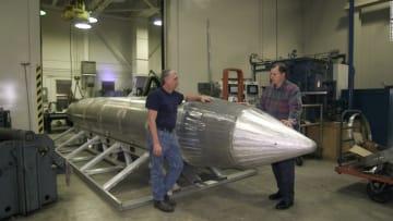 أكبر قنبلة غير نووية لدى الجيش الأمريكي طورت لحرب العراق