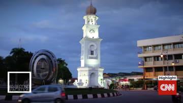 جولة في جورج تاون التاريخية في ماليزيا