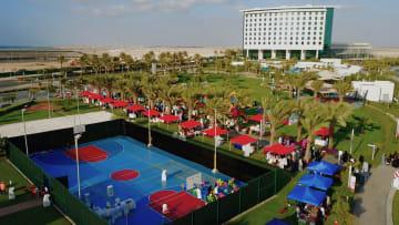 مدينة الملك عبدالله الاقتصادية..وجهة سياحية صاعدة على البحر الأحمر
