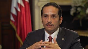 وزير خارجية قطر لـCNN: لن نمتثل لما يخالف القانون الدولي