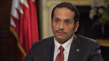 وزير خارجية قطر لـCNN: الإخوان ليسوا إرهابيين بدولتنا.. وإغلاق الجزيرة لن يحدث