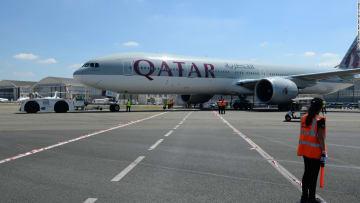 """الخطوط الجوية القطرية تفوز بجائزة """"طيران العام"""""""