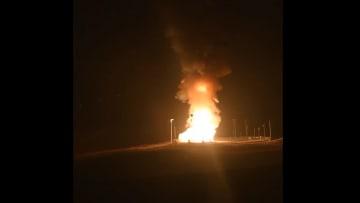 شاهد.. الجيش الأمريكي يختبر صاروخا عابرا للقارات بعد تجربة كوريا الشمالية