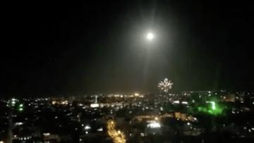 شاهد.. احتفالات بعد تعادل سوريا مع إيران