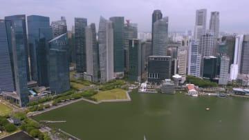 في 60 ثانية.. جولة في أشهر معالم سنغافورة