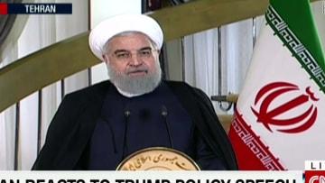 شاهد.. روحاني لترامب: ادعوك لقراءة التاريخ والجغرافيا