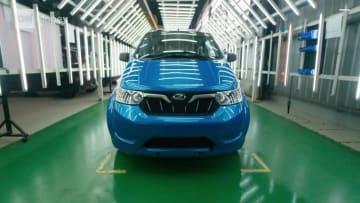 ماهيندرا تقود ثورة السيارات الكهربائية في الهند