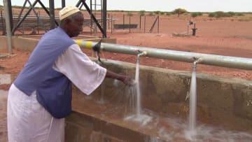 """مشروع """"حصاد المياه"""" بالسودان.. يبدل حياة البشر بقطرة ماء"""