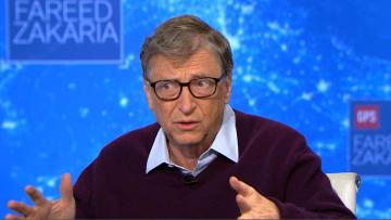 شاهد.. بيل غيتس: على الأثرياء دفع ضرائب أعلى بكثير