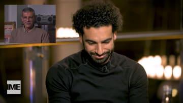 محمد صلاح يتحدث لـCNN عن مدربه الأول: بمثابة أبي