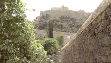 قلعة القاهرة باليمن تفتح أبوابها لأول مرة منذ 3 سنوات
